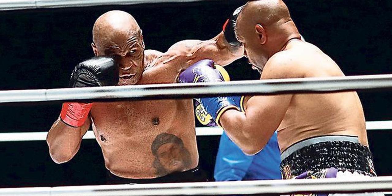 Mike Tyson'dan uyuşturucu itirafı
