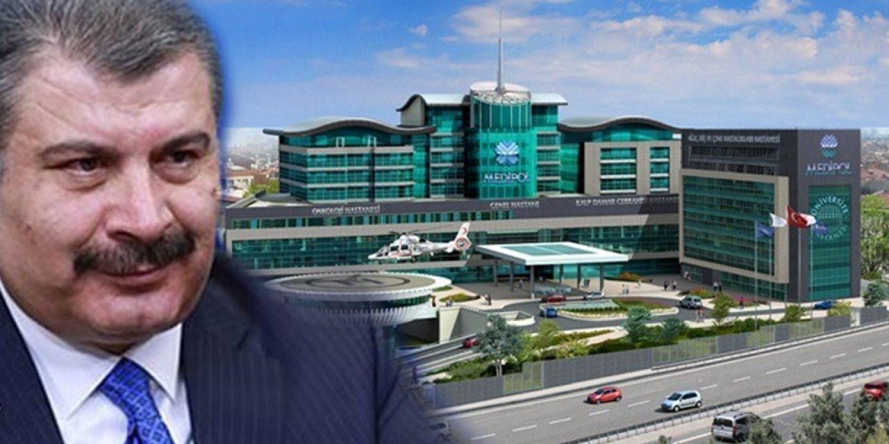 Koronavirüslü hamile hastayı reddeden Fahrettin Koca'nın hastanesi Medipol'den açıklama