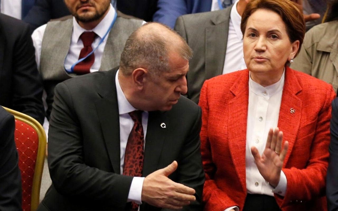 Meral Akşener, Ümit Özdağ'a neden randevu vermedi?