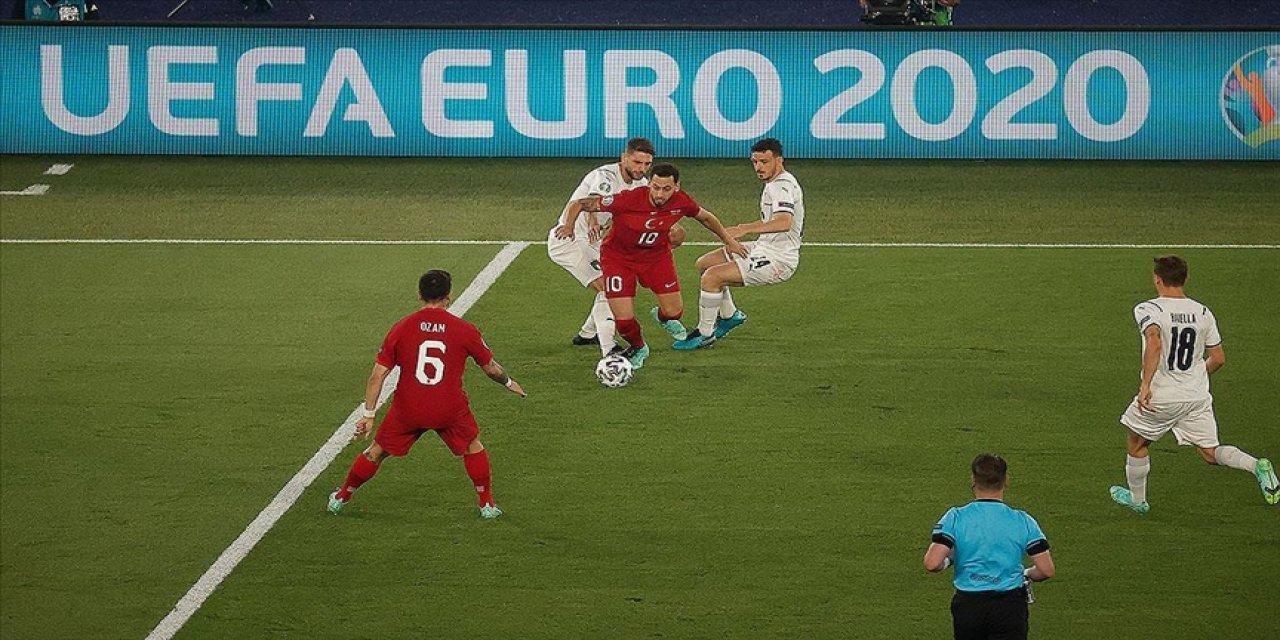 Türkiye, İtalya'ya 3-0 kaybetti