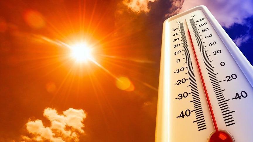 Valilikten sıcaklık uyarısı: 40 dereceyi gösterecek