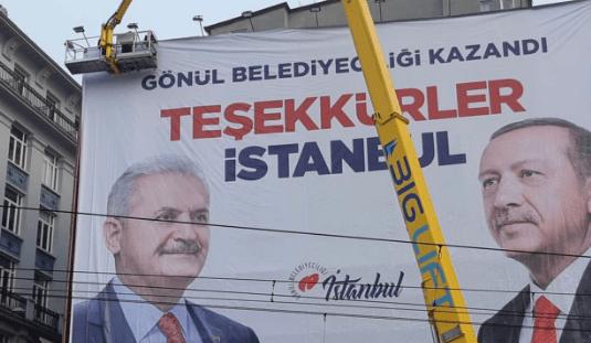 Erdoğan'ı hangi parti çizdi?