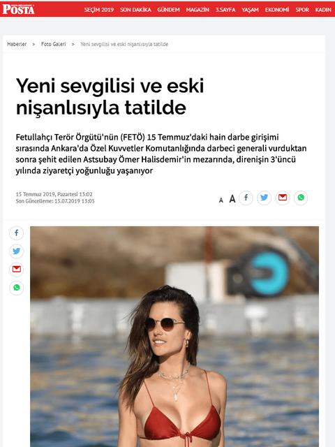 Posta'dan skandal 15 Temmuz paylaşımı