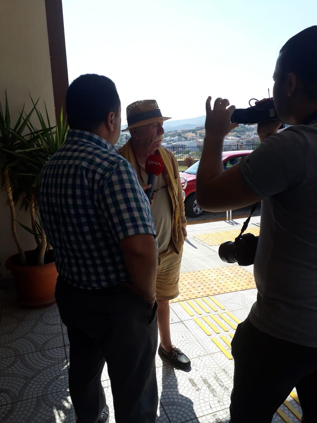 Halkın sanatçısı Orhan Aydın serbest bırakıldı!