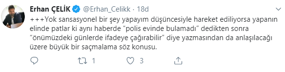TRT'ye operasyon haberlerinde adı geçen sunucu Erdoğan'dan yardım istedi