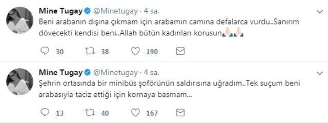 Demet Akalın İstanbul'un göbeğinde kabusu yaşadı!