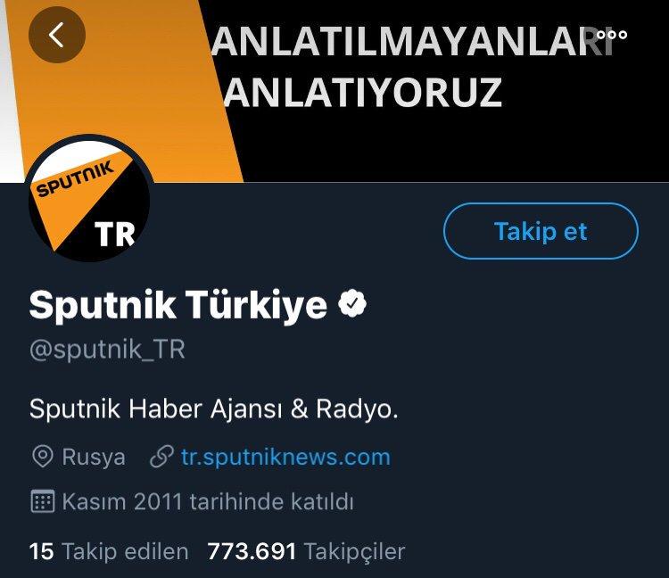 Sputnik'te kan kaybı: Sansür, 100 bine yakın okur kaybettirdi!