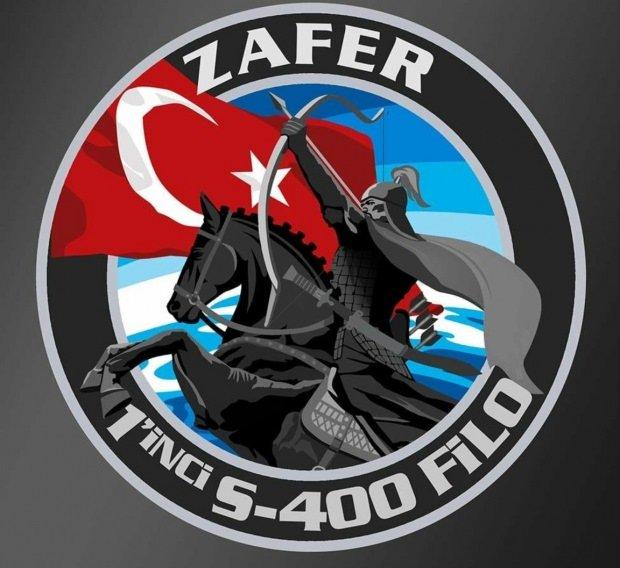 S-400'ler geldi, arma belli oldu: Türk tarihinden alınma