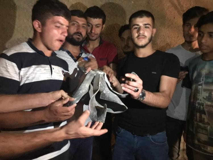 Ceylanpınar'da patlama: Suriye'den roket mi geldi?
