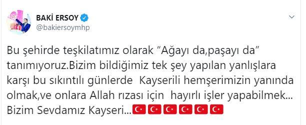 MHP'li vekilden AKP'li vekile: Ağayı da paşayı da tanımıyoruz