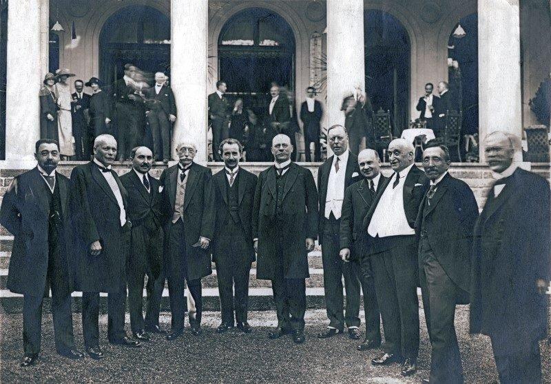 Lozan Antlaşması 96 yaşında…