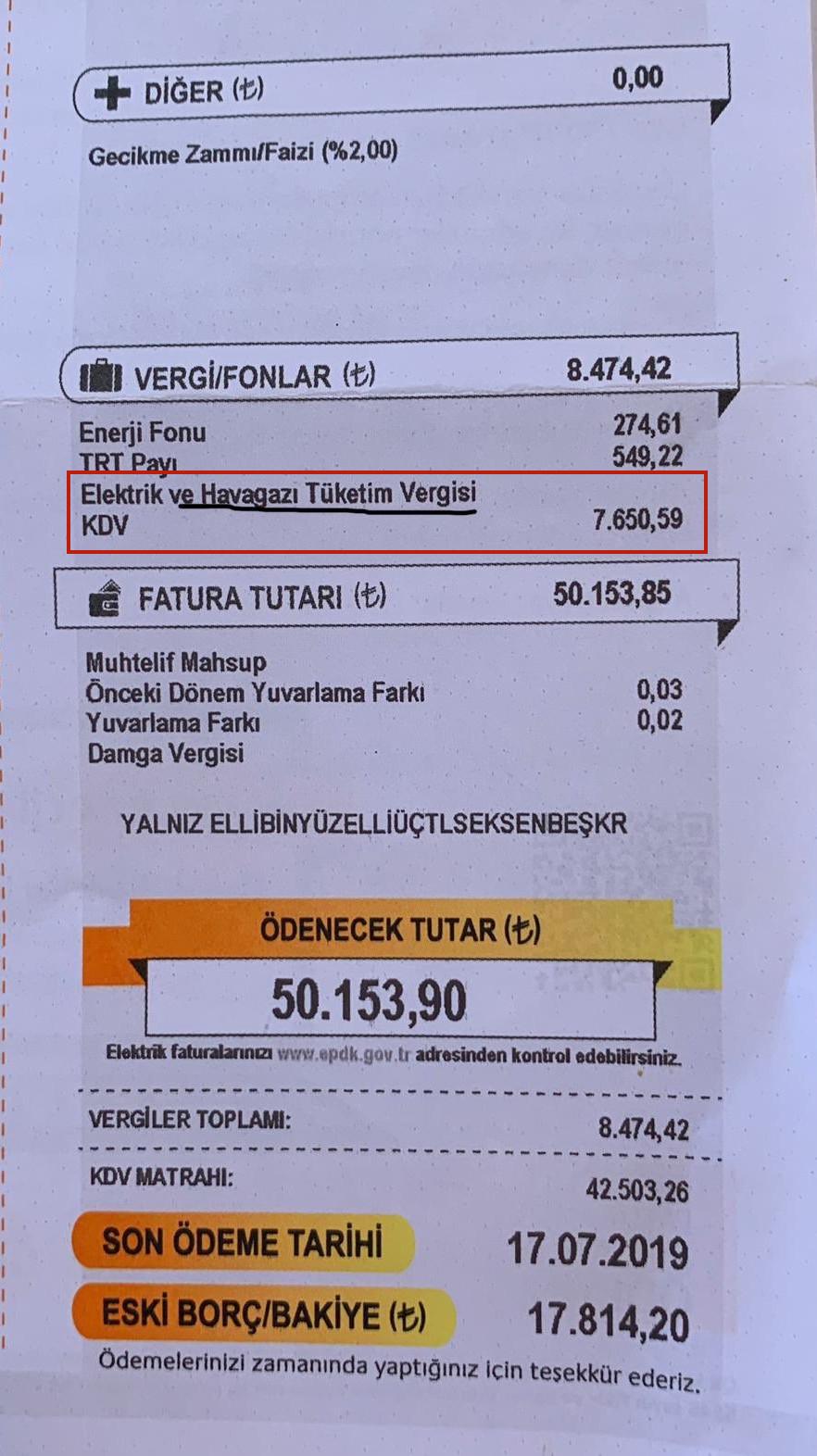 Bunu da gördük: Gaziantepli çiftçilere 'Havagazı Tüketim Vergisi'