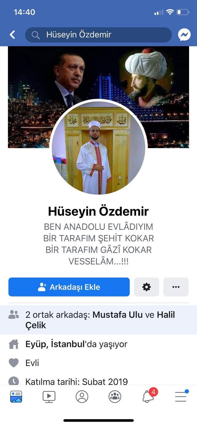 İmamdan skandal sözler: Mustafa'yı nikahıma alır karım yaparım