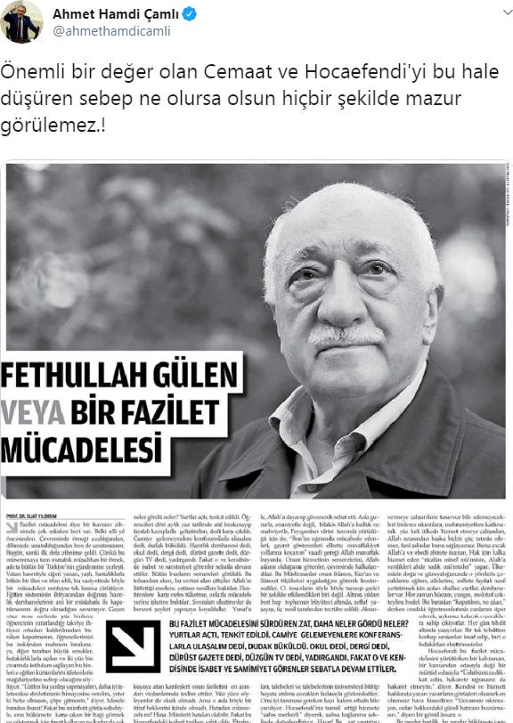 AKP'li Yeliz'in 'FETÖ' paylaşımı yeniden gündemde