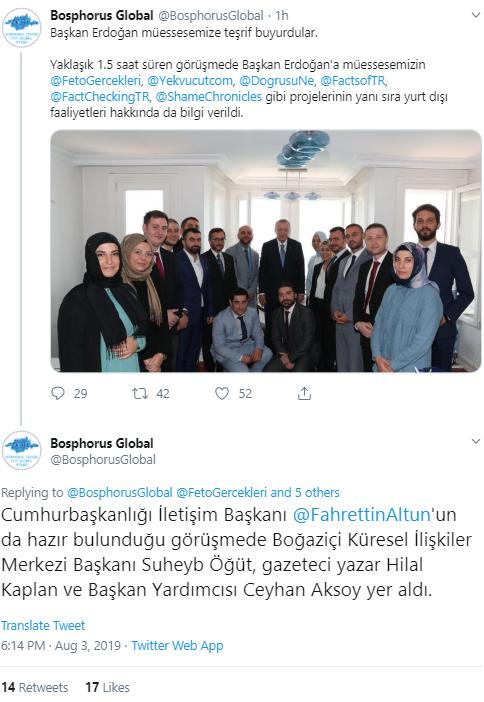 Davutoğlu'nu devirmişlerdi: Erdoğan karargahlarına gitti