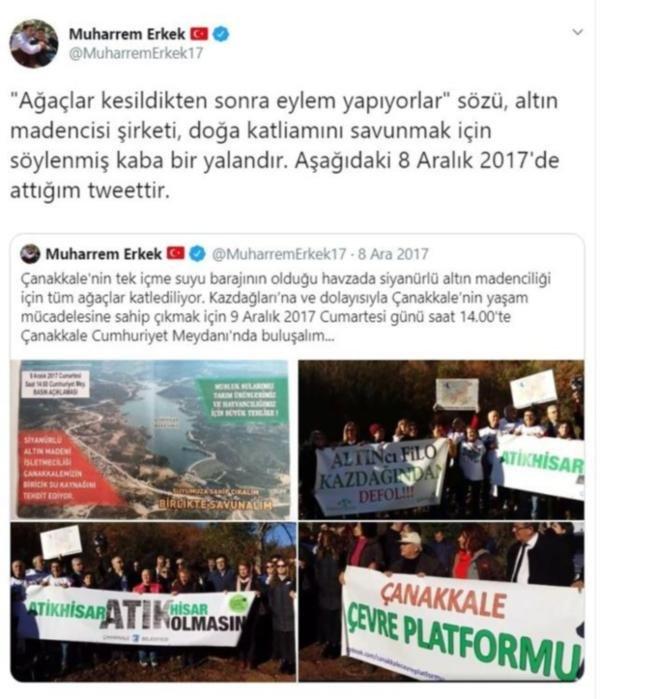AKP ve yandaşlarına CHP'den kapak!