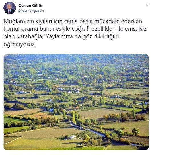Sermaye doğayı talan ediyor, PKK orman yakıyor, AKP alkışlıyor!
