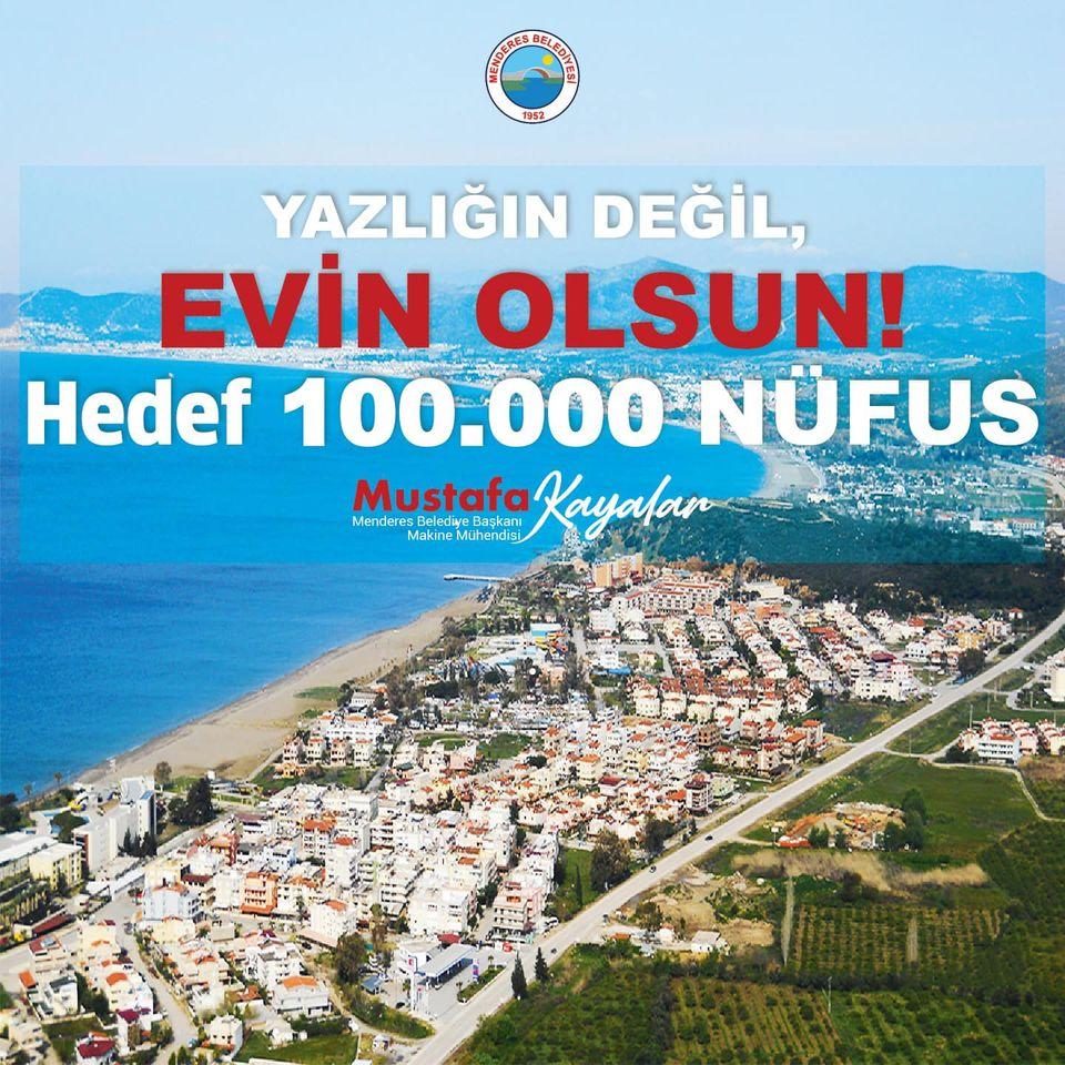 İzmir'in o ilçesinde yaşayacak 3 bin kişi aranıyor!