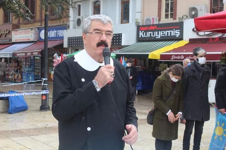 İYİ Parti'den Andımız tepkisi! 'Siyah Önlük' giydiler...